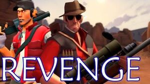 Team Fortress 2 Revenge Lines