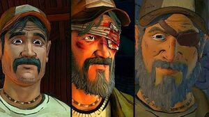 The EVOLUTION OF KENNY - The Walking Dead