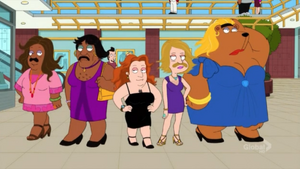 The Guys as Girls