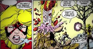 Wrath of Terra comic Titans
