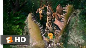 Madagascar (2005) - What a Wonderful World Scene (8 10) Movieclips