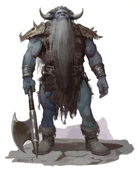 Frost Giants (D&D)