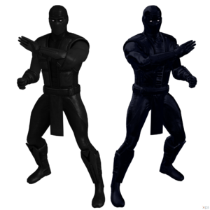 Mortal kombat x noob saibot klassic by ogloc069-d9170lx