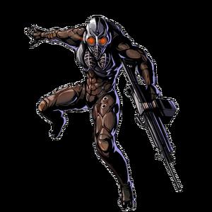 Neo Umbrella J'avo (Clan Master)