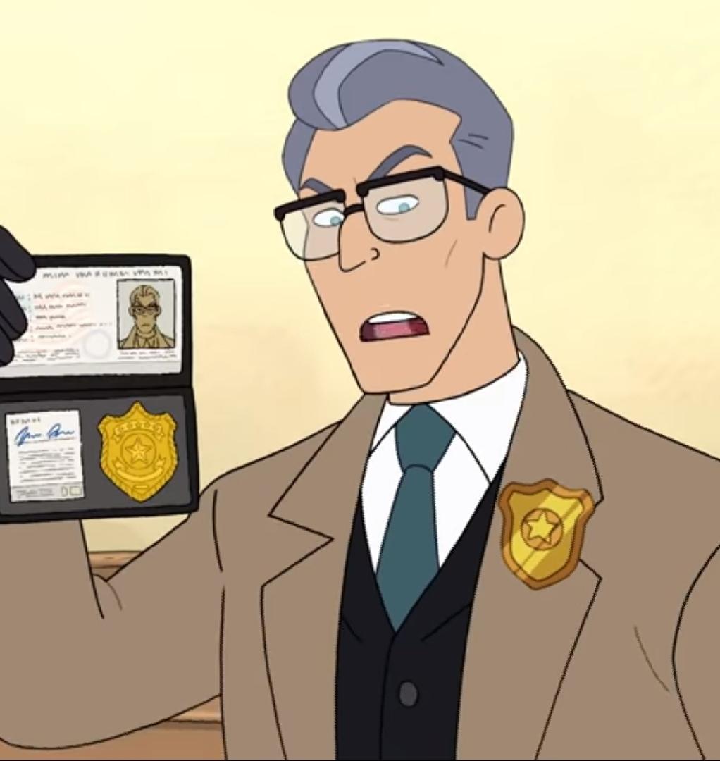 Agent Trout