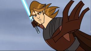 Anakin Skywalker war-push