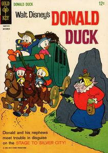 Donald duck comic 104