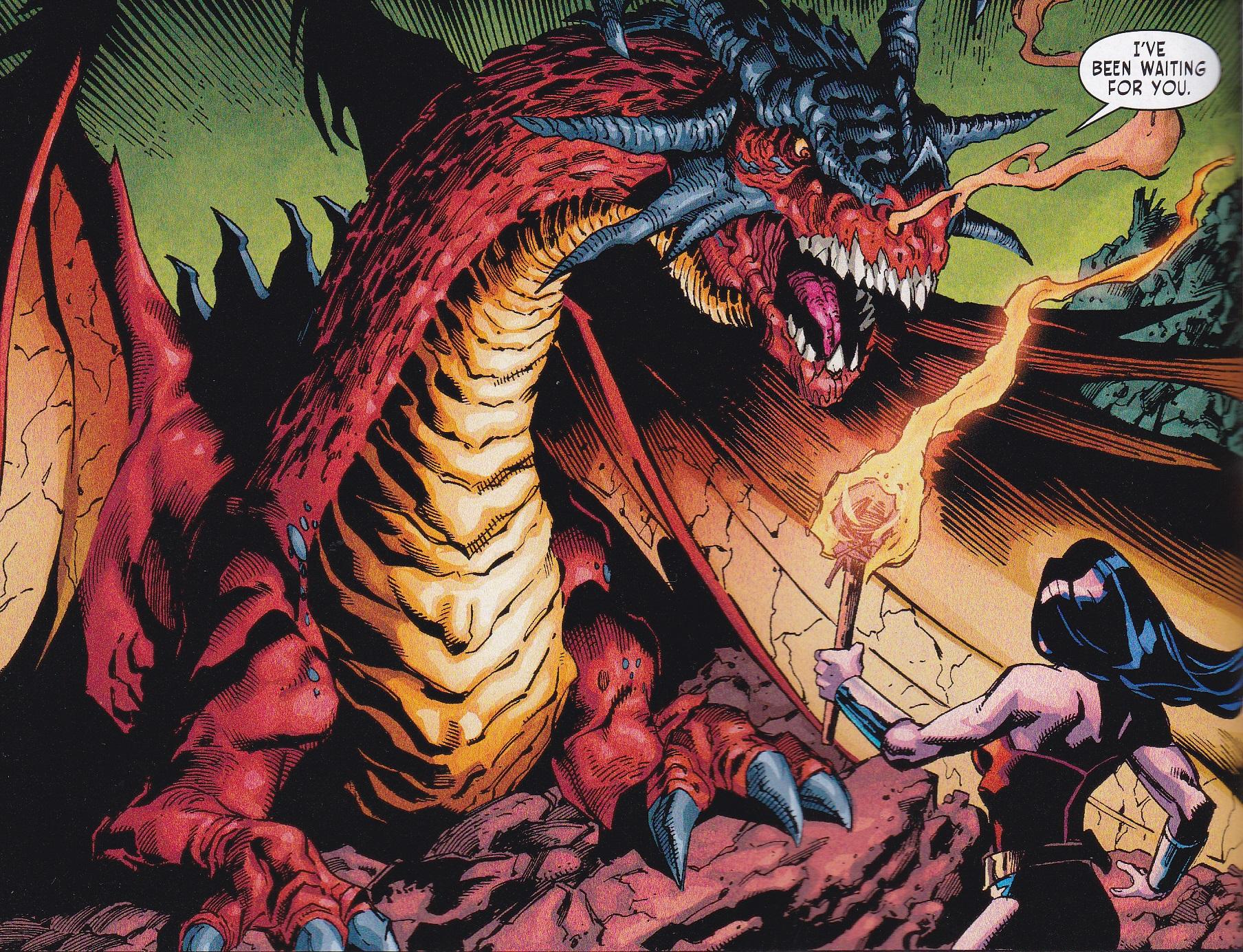 Last Dragon of Solstratos