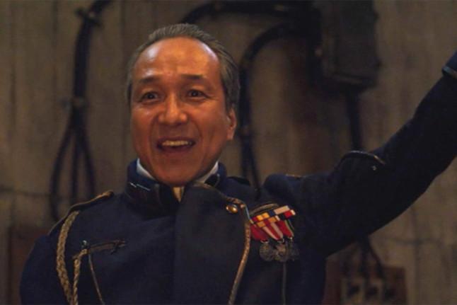 Major General Hakuro (2017)