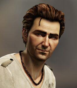 Harry Flynn Uncharted 2 render