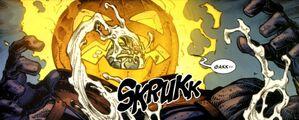 Jack O'Lantern (Crime-Master's) (Earth-616) from Venom Vol 2 1 0002