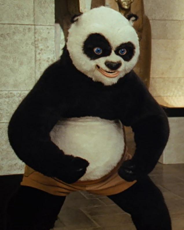 Kung Fu Panda (Disaster Movie)