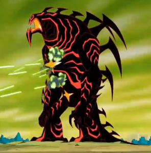 Malware (Monsterous Form)