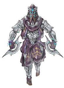 NG2 Art Enemy Ninja Ninpo 2