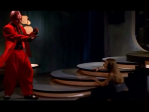 Sweet (red suit)