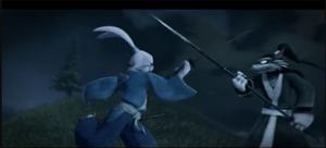 Jei Vs Miyamoto Usagi (2012 TV series) 01