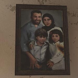 Karim Family portrait