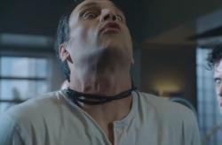Richard strangled
