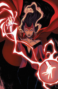 Scarlet Witch Vol 2 2 Anka Variant Textless