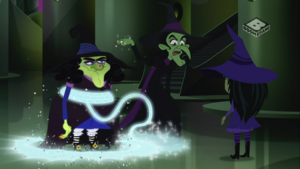 The Wicked Witches of the East and West