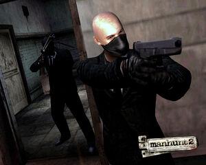 Watchdogs Manhunt