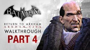 Batman Return to Arkham City Walkthrough - Part 4 - The Museum
