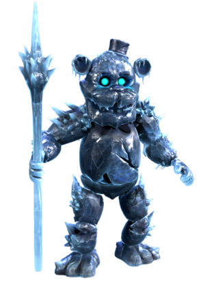 Black Ice Frostbear