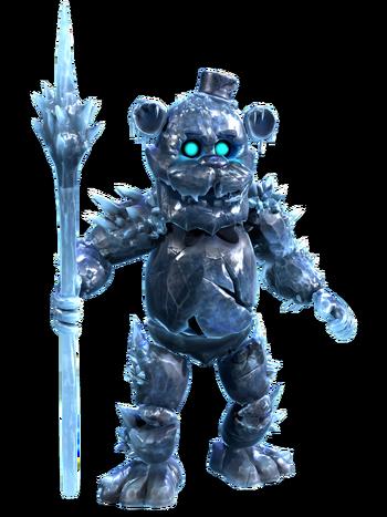 Black Ice Frostbear