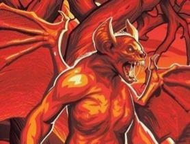 Camazotz (Hellboy)