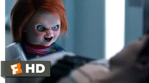 Cult of Chucky (2017) - Sometimes I Scare Myself Scene (3 10) Movieclips