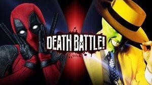 Deadpool VS Mask (Marvel VS Dark Horse) DEATH BATTLE!