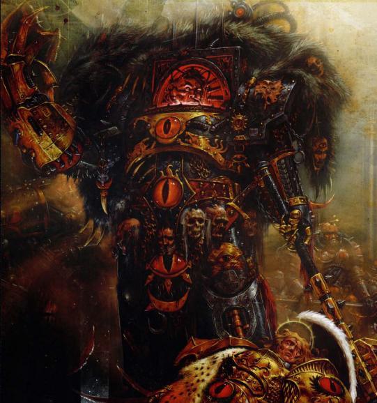 Warmaster Horus