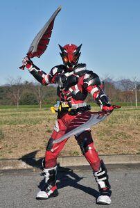 Kamen Rider Ikazuchi 3
