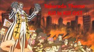 Kill La Kill OST Takarada Official Theme (Zeni)