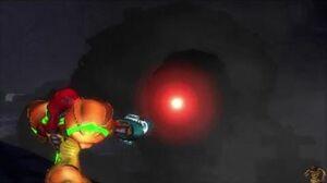 Metroid- Samus Returns - Diggernaut Escape