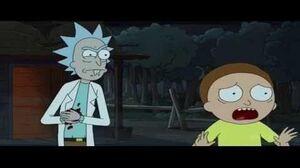 Rick and Morty - Rick Gets Shot