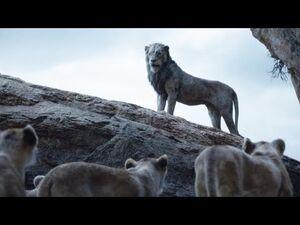 Scar Becomes King Scene - THE LION KING - Movie Scene (2019)