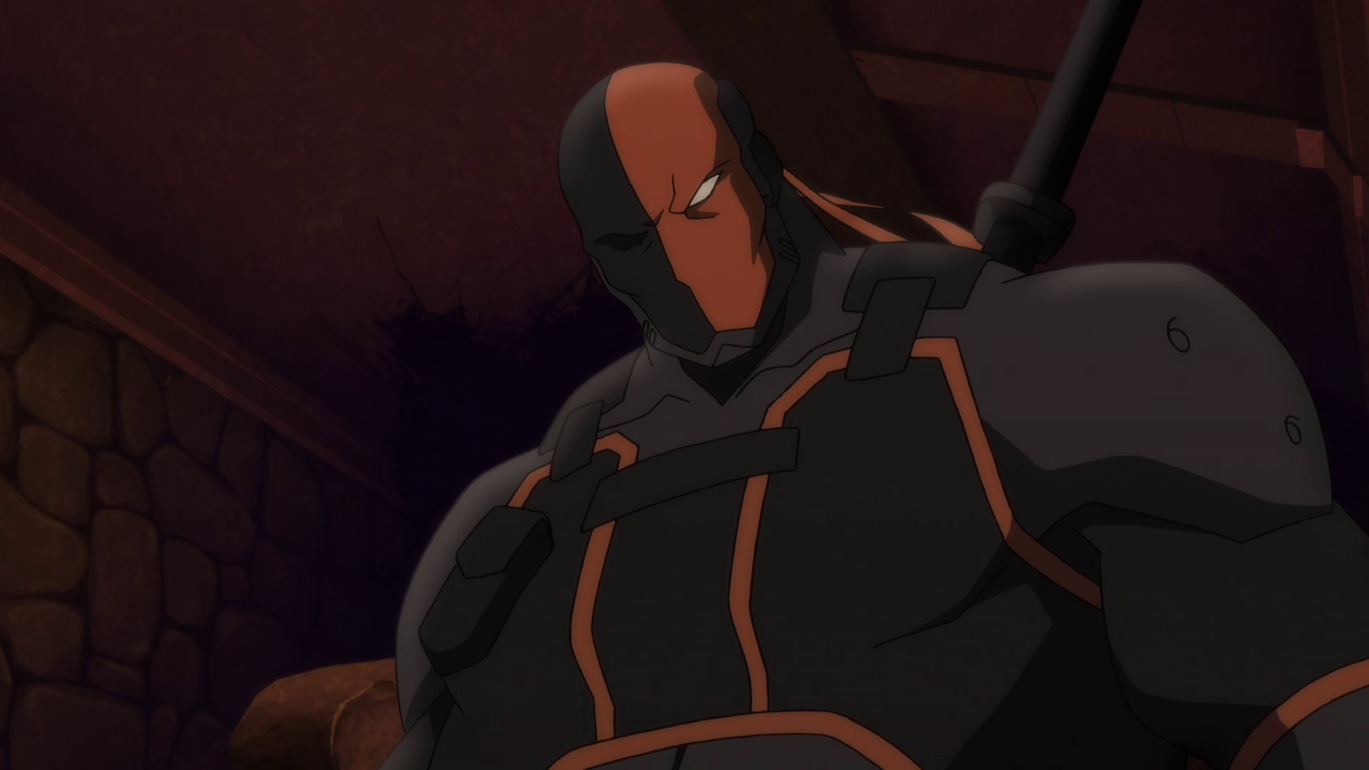 Deathstroke (DC Animated Film Universe)