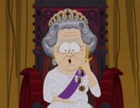 Queen Elizabeth II (South Park)