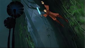 Anakin aerial