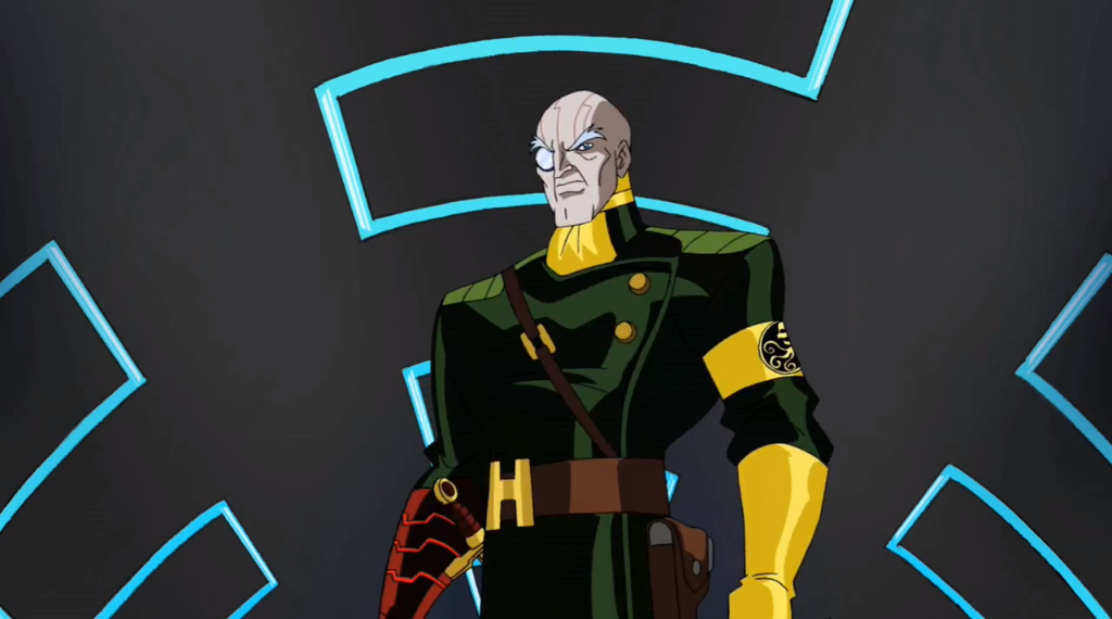 Baron Von Strucker (Avengers: Earth's Mightiest Heroes)