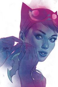 Catwoman Vol 5 7 Textless Variant