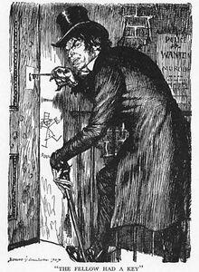 Hyde and his door