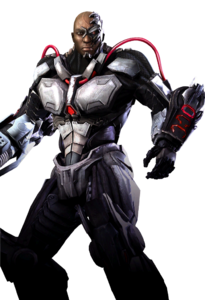 InjusticeCyborgRegime