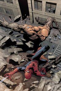 Marvel Knights Spider-Man Vol 1 15 Textless