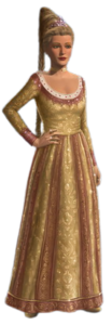 Rapunzel render transparent