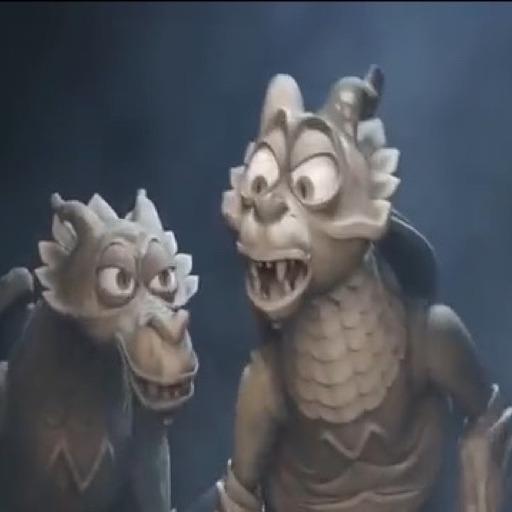 Gargoyles (Sherlock Gnomes)