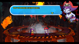 Risky Boots HGH9