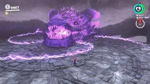 SMO Ruined Dragon Streams Attack