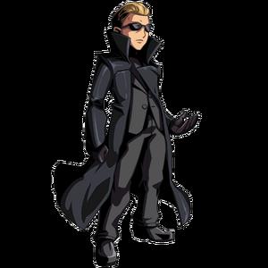 Albert Wesker (Resident Evil Umbrella Chronicles Clan Master)